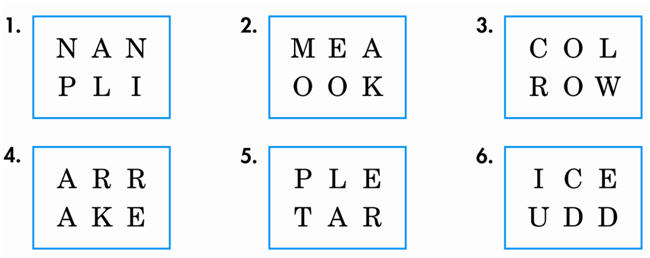 Brain Teasers with Answers