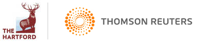 The Hartford in partnership with Thomson Reuters