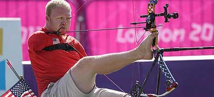 The Hartford Com >> Matt Stutzman, Paralympic Athlete | The Hartford