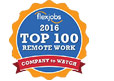 FlexJobs 2016 Top 100 Remote Work