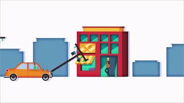 Video sobre daño a la propiedad